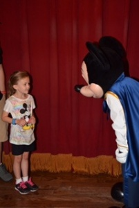 Anna and Mickey