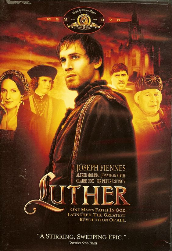 Luther - Movie cover